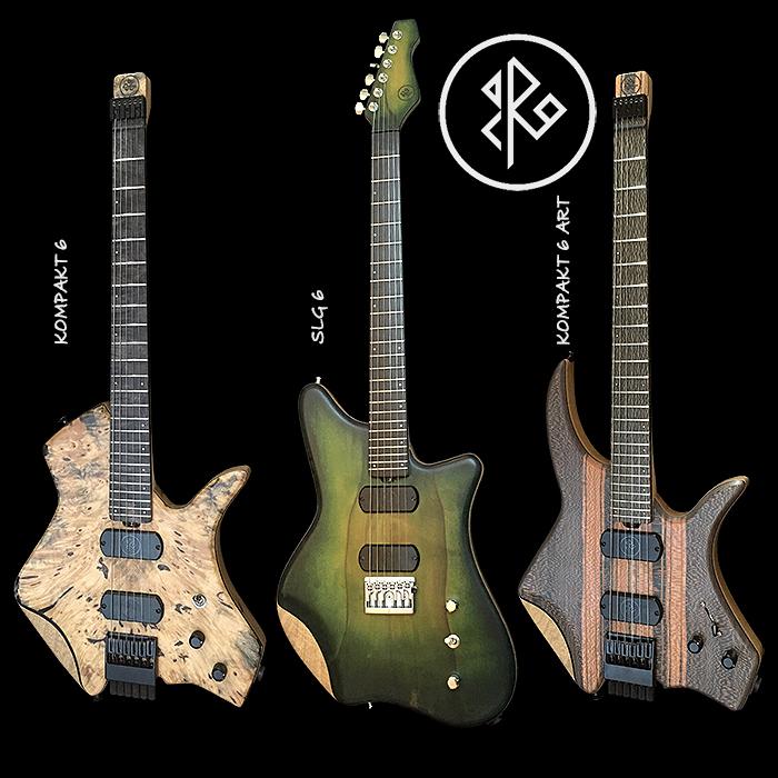 Alan Cringean - Reiver Guitars