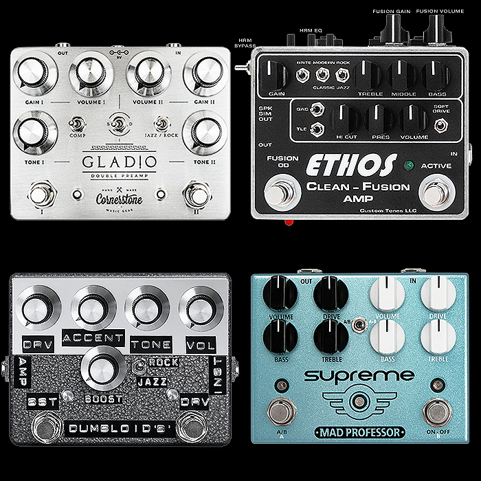 Which Medium-Enclosure Dumble-Style Pedal is Right for You?