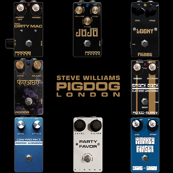 Best of Steve Williams Compact Edition Pigdog Pedals
