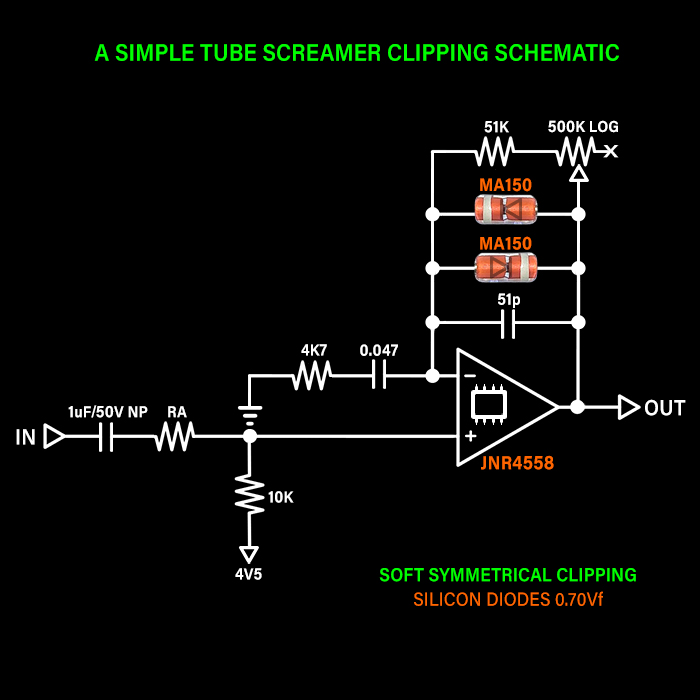Notable Diode Clipping Circuits