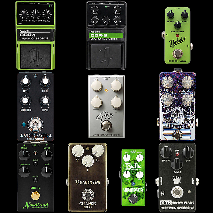 Nobels ODR Natural Overdrive and Alternatives