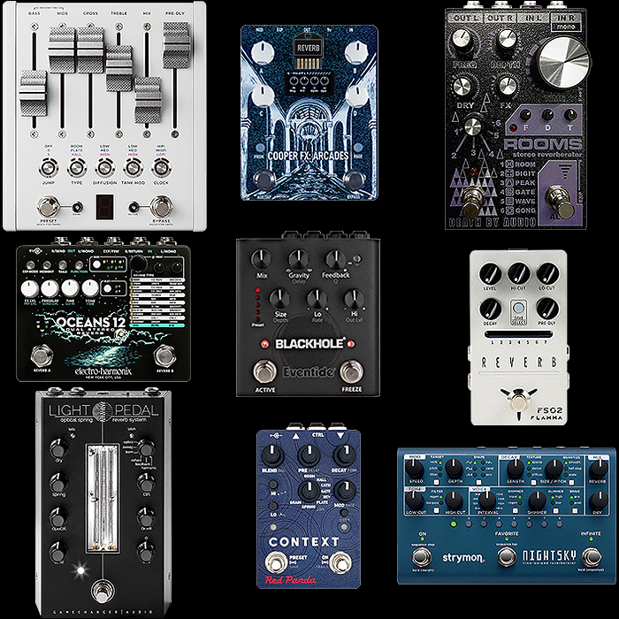 2020 Best New Reverb Workstation Pedals - The Year of Reverb!