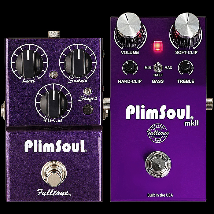 Mike Fuller Teases Updated MKII Plimsoul Drive - which now looks like it's going to be a Custom Shop Edition
