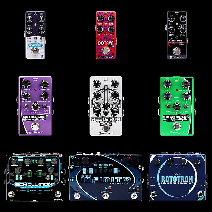 9 of the Best Pigtronix Pedals