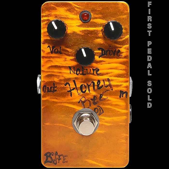 Historically Significant Pedals for These Go To 11