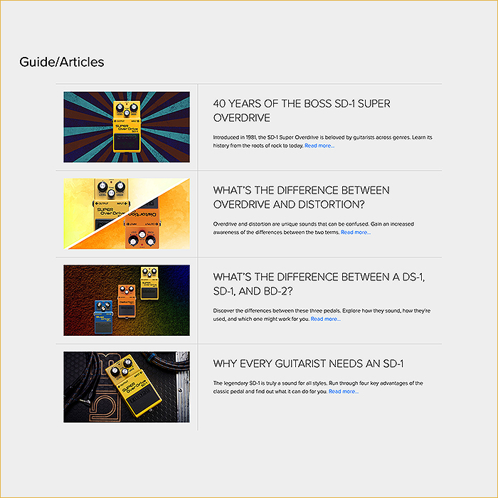 Guides / Feature Articles