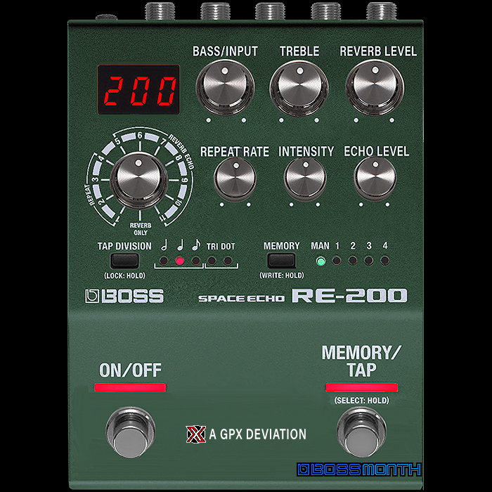 As the Last of the Boss 20-Series Pedals start to bow out - how many of those will we see transition to 200-Series Equivalents?