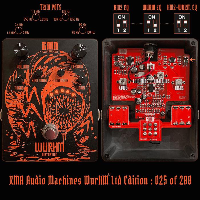 KMA Machines WurHM